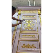 kerala front wood door designs luxury door with handle