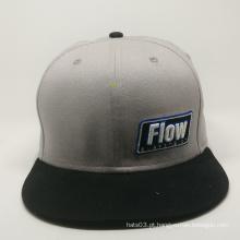 Boné de moda 3d hiphop bordado com o seu próprio logotipo