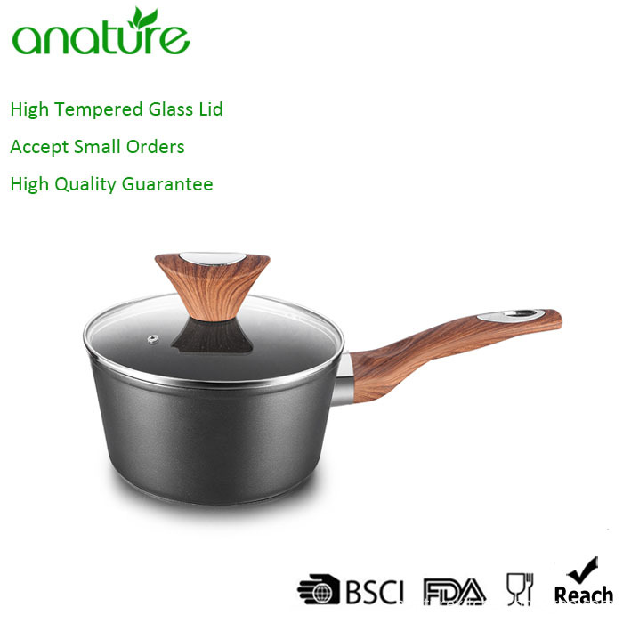 Forged Marble Nonstick Coated Safety Cookware