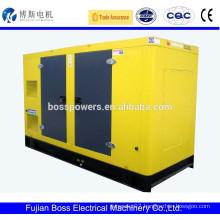 silent generator with Cummins engine 36KW ATS generator