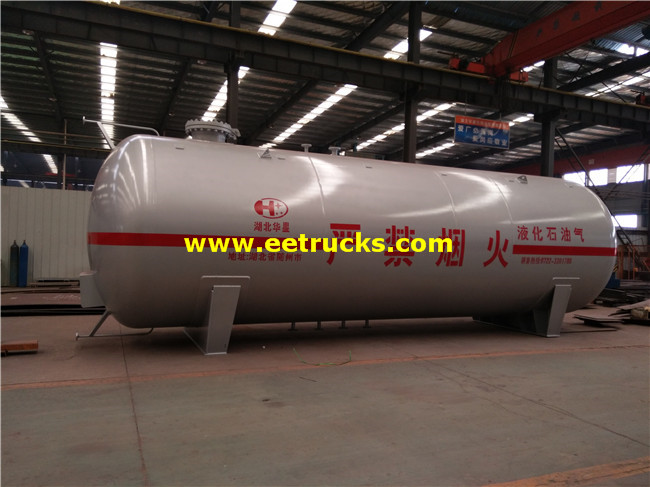 Bulk Liquid Ammonia Tanks