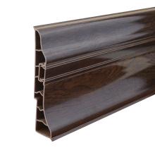 Flooring accessory Hard PVC Wall Skirting Board,P95-A