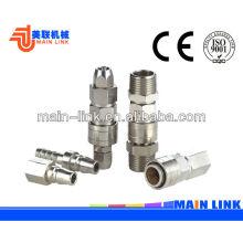 Acoplamentos de baixa pressão de alta qualidade Acoplamento rápido hidráulico