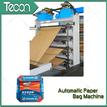 Máquina de embalagem automática avançada do saco do cimento da alta velocidade