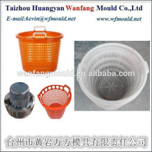 Supply high quality injection Fish Basket Mould/injection mould/mold for fish baskets