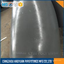 Codo sin costura de acero al carbono 273X6 1.5D GOST