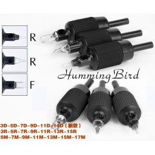 Factory Free sample for Disposable Tattoo Tubes Hummingbird Disposable Tattoo Tube export to Japan Manufacturers