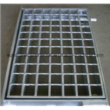 Hot Dipped Galvanized Trench Drain Grating Cover