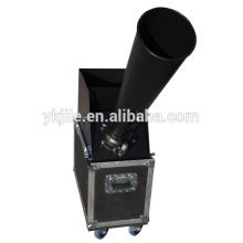 venta caliente felicidad confeti & Streamer Lanzadores Four Shots) máquina de confeti de launcher eléctrico