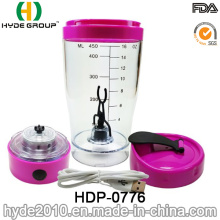 Customized Colorful PP Plastic Vortex Shaker Bottle (HDP-0776)