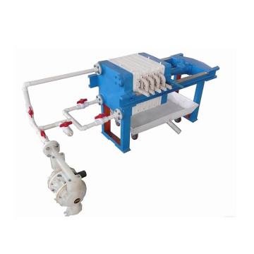 CXSW type coal slime dehydrating press