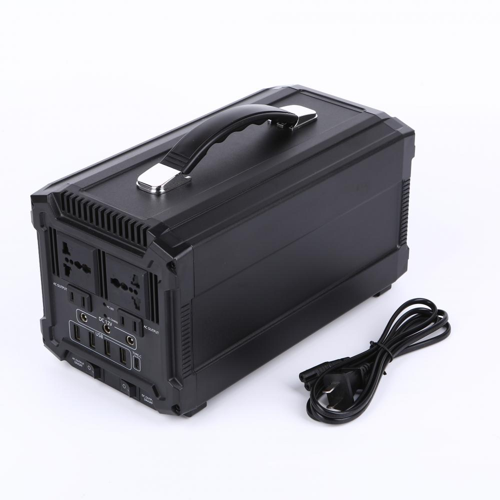 Portable Solar Generator Power Tools
