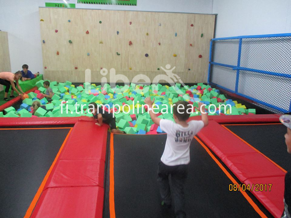 Commercial Trampoline Indoor