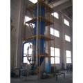 Pressure spray drying machine