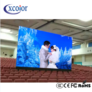 Full Color HD Church Screen LED Display Panel