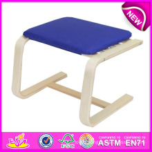 New and Popular Wooden Cheap Relax Chair, Cheap Bentwood Relax Chair, Hot Selling Wooden Toy Relax Sofa Chair W08f028