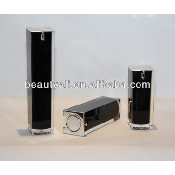 15ml 30ml 40ml 50ml 80ml 100ml 120ml Square Airless Cosmetic Bottle