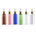 Free Sample Hot Sale 50Ml Empty PET Plastic Fine Mist Pump Spray Bottle