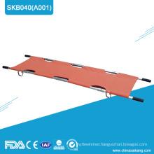 SKB040(A001) Hospital Aluminum Alloy Folding Ambulance Stretcher