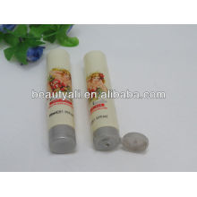 flip top cap cosmetic tube packaging