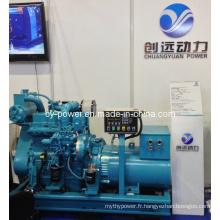 Générateur marin série Sdec Sc4h / 7h, de 40 à 140kw