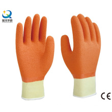 Cotton Yarn Latex Fully Coated Work Gloves