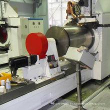 Sgh-1200 máquina automática de la soldadura de la malla del filtro del alambre de la cuña