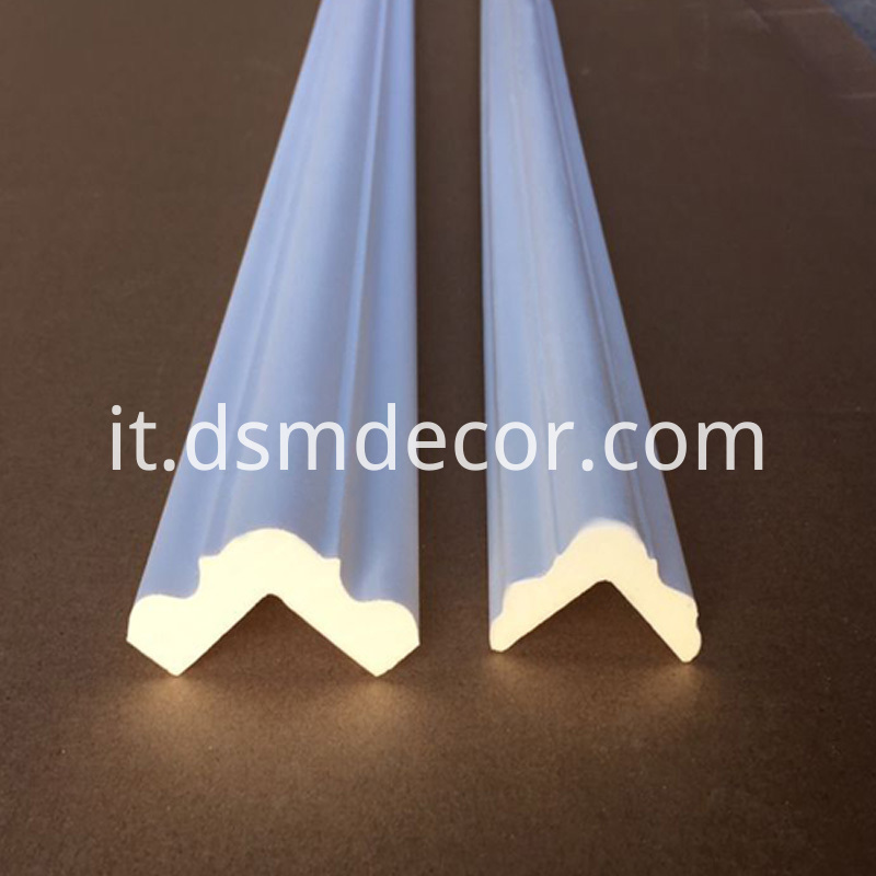 PU Foam Crown Mouldings