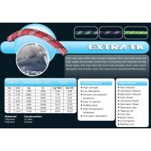 Varios tamaños Extra Tk Halyad / Cuerda de lámina y control para Racing / Keel Boat / Multihull