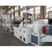PVC Granulating Machine/Plastic Granules Production Line