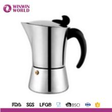 Venda quente Ce Certificado Moka Cafeteira Espresso