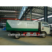 Dongfeng 4m3 dump refuse truck
