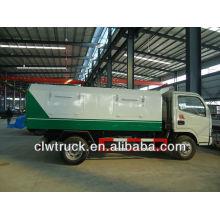 Dongfeng 4m3 despejo recusar caminhão