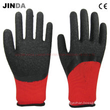 Rubber Construction Work Gloves (LH204)