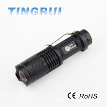 Most powerful led portable 9v battery flashlight
