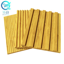 decorative bamboo wall panel roll panels on carpet
