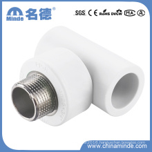 PPR Male Tee Type B Fitting for Building Material