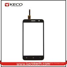 """Negro 5.0 """"pulgadas de teléfono celular TFT capacitivo pantalla táctil sensor digitalizador de vidrio para Lenovo A8 A806"""