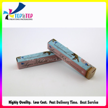 Cmyk Printing Lipstick Packaging Coated Paper Small Paper Cosmetic Box