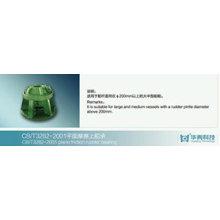 Cojinete de timón de fricción de plano de hierro fundido (CB / T3282-2001)