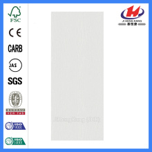 JHK-F03 Wood Grain Flat White Primer Door Skin