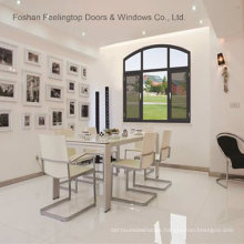Energy Efficient Double Glazing Aluminum Casement Window (FT-W70)