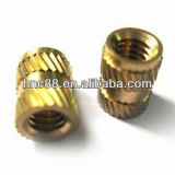 Brass Inserts for Plastic, with High Producing Efficiency
