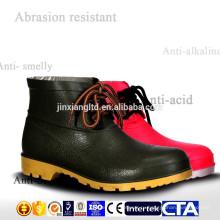 JX-301 оптовые водонепроницаемые резиновые сапоги wellington