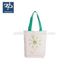 Usine de sacs à main de sacs de toile pour la promotion