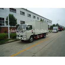 dongfeng 4x2 mini 3 tons cargo truck for sale