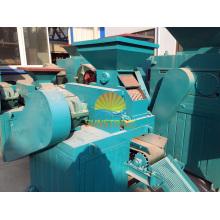 Máquina de briquetaje de lodo de hierro de alto efecto con alta tasa de forma