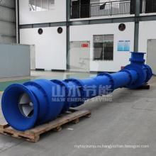 Вертикальный турбинный насос (вертикальный насос)