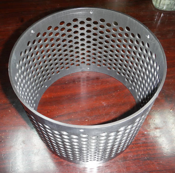 Punched Metal Screen Wire Mesh