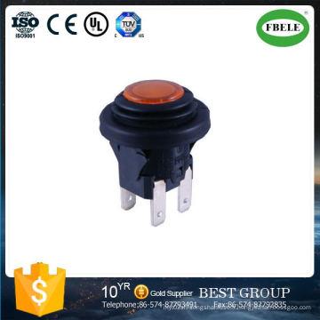 Interrupteur à bouton-poussoir 20mm